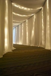 Image result for wall draping fabric