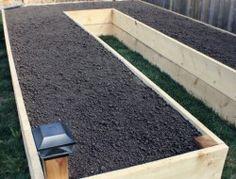 DIY Easy Access Raised Garden Bed - Raised Garden Beds