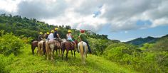 Ocean Ranch Park in Costa Rica!!!!! Zip Line Canopy Tour, Waterfall Rappeling, Private River Valley Horseback Riding Tour, Extreme Canyoning Adventure Tour, Guided Waterfall Canyon Hike, Low Impact ATV Quads all in the Costa Rica Rainforest...YES PLEASE!!!!