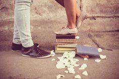 Books in love