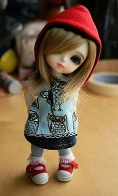 Cute doll 240 X 400 Wallpapers | mobile9