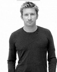 "David Wenham. He's probably best known as Faramir in LotR, the surviving soldier and narrator in ""300"" and friar sidekick Karl, in Van Helsing. I think he gets overlooked as a hottie because he does a lot of big-cast movies with more recognized names and faces. David, you are definitely appreciated!"