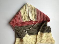 Child Hooded Vest Crochet Pattern - Crochet It Creations Crochet Boys Sweater Pattern Free, Crochet For Boys, Free Pattern, Crochet Patterns, Front Post Double Crochet, Half Double Crochet, Basic Crochet Stitches, Crochet Basics, Sewing Pockets