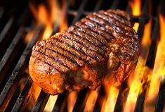 Steak is kind of a statement food, but treating every steak the same would be a foolish disservice. Before you blindly throw that steak on the grill, check out these other ways to cook a perfect steak. Best Cut Of Steak, Steak Cuts, Cooking Steak On Grill, How To Grill Steak, Grilling Tips, Grilling Recipes, Grilling The Perfect Steak, Best Gas Grills, Gastronomia