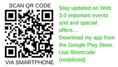 In the Google Play Store now, just waiting on iTunes to come through..Woohoo. Short code for app (mobilized)