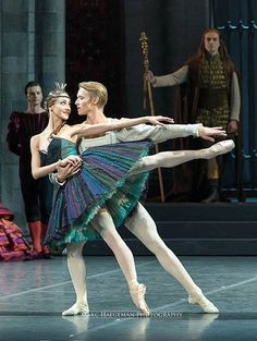 2016 / Nicoletta Manni and Timofej Andrijashenko | reconstruction by Alexei Ratmansky. Sets & costumes by Jérôme Kaplan. Franceconcert © 2016 Marc Haegeman. All Rights Reserved.