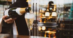 Searcy's Brasserie and Champagne Bar at St Pancras International station, London