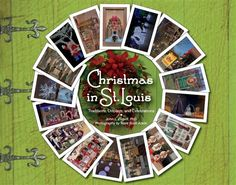 Christmas in St. Louis is a special time in a special place. As you'll discover in the pages of this festive pictorial book, the Gateway City goes all-out to celebrate the season. Folklorist and professor Dr. John L. Oldani and photographer Mark S. Abeln have created a living album of Christmas wonders.