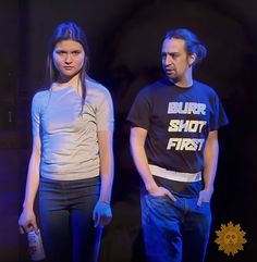 Oh good gracious lin manuel's shirt<><> I'm pretty sure we should be worrying about who Phillipa is going to kill...