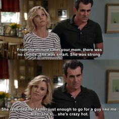 quotes phil dunphy family modern claire funny meme mom dad she hot her father always was like can life guy