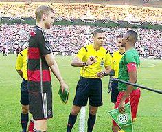 Resultado del partido de Camerún vs Alemania