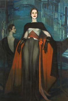 Art Deco Artists, Spanish Artists, Figure Painting, Beautiful Horses, Contemporary Artists, Art History, Aurora Sleeping Beauty, Art Gallery, Fine Art