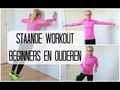 Staande Workout voor Complete Beginners en Ouderen - YouTube