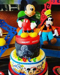 Mi hermoso Mickey Mouse