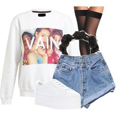 Vain, created by queen-msft on Polyvore