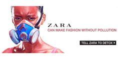 Zara hat ein schmutziges Geheimnis