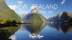 Wonderful New Zealand - Milford Sound Walking Trail