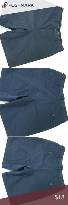 Brooks Brothers 100% Cotton Shorts W32 Blue Brooks Brothers 100% Cotton Shorts W32 Blue  12.21.2017 Brooks Brothers Shorts Flat Front