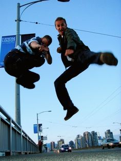 jumping-photo-ninjas! Must repeat from last time!