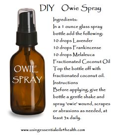 I love this blend for cuts, scrapes and 'owies' and always have it on hand....especially when the grandkids are here! www.usingessentialoils4heath.com