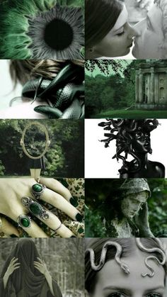 Slytherin Aesthetics