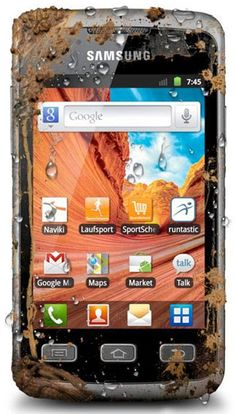 Samsung S5690 Galaxy Xcover Android Smart Phone + FREE GIFT + FREE RETURN POSTAG - Techrific Australia -
