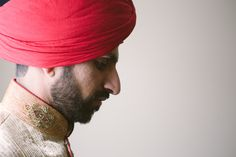 Sikh Groom shot