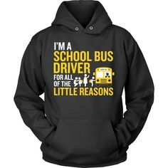 Printed in the USA!All items are created using the latest techniques in high quality DTG printing. Your shirt is made to look good for many years to come. T Shirts: Premium Quality Cotton Hoodies: Premium Cotton Poly Blend Eco friendly ink Bus Driver Gifts, School Bus Driver, School Buses, Bus Driver Appreciation, Bus Life, Wheels On The Bus, Yellow T Shirt, Bus Stop, School Days