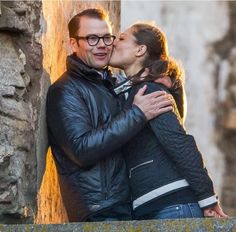 Old but gold- crown princess Victoria and prince Daniel (July 2012 16, Borgholm)