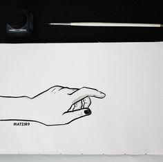 D14 hands #hand #drawing #dailydrawing #sketchbook #instaart #instagood #inking…