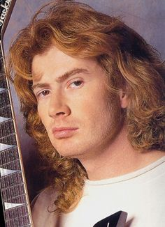 Dave Mustaine Youthanasia years