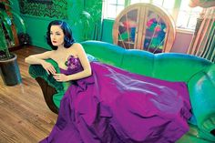 Dita Von Teese: How She Became the Most Famous Stripper in America | Public Spectacle | Los Angeles | Los Angeles News and Events | LA Weekly