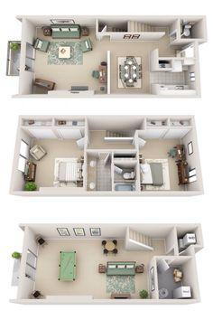 $875 - $930 Rent * $100 - $930 Dep. * 2 Beds, 1.5 Baths 1728 Sq. Feet **