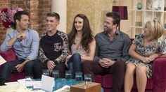 Hollyoaks stars talk British Soap Awards hopes and turbulent storylines Soap Awards, Manchester England, Hollyoaks, Soaps, All Things, It Cast, British, Entertainment, Tv