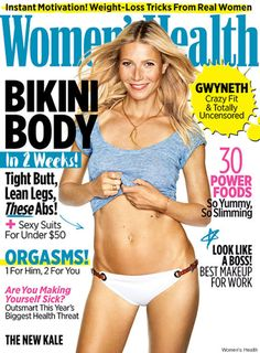 Gwyneth Paltrow Says She Feels 'More Comfortable' In A Bikini Now Than Ever Before