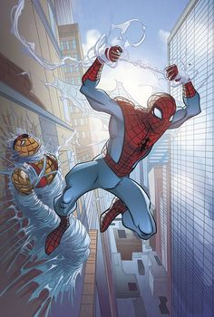 Spider-Man vs Shocker