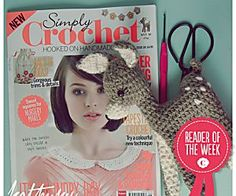 Reader of the week: Anna  - Simply Crochet