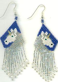 comanche Beaded Earrings Patterns, Seed Bead Patterns, Jewelry Patterns, Beading Patterns, Seed Bead Jewelry, Seed Bead Earrings, Beaded Jewelry, Native Beadwork, Native American Beading