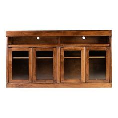 """Forest Designs Bullnose 60"""" TV Stand Finish:"""
