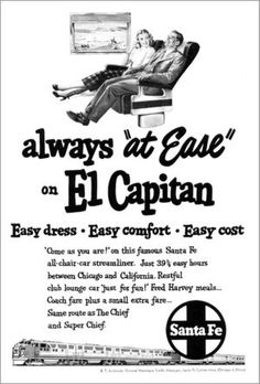 Image detail for -El Capitan (passenger train) - Trains