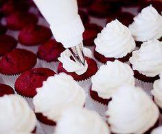 #yummy #redvelvet #cupcakes