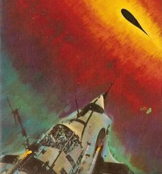 John Berkey - The Gold at the Starbow's End