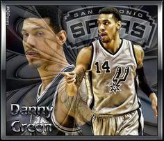 Spurs Danny Green