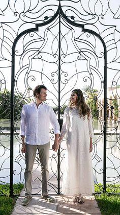 Ensaio Mariana Cassou e Raul Frare