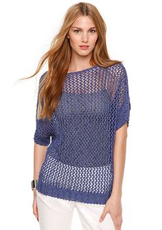 Summer jumper with batwing sleeves in the s.Oliver Online Shop