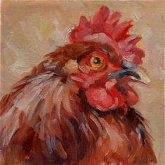 Little Red Hen by Deb Kirkeeide