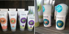 Benecos New Care Products Vivaness 2015
