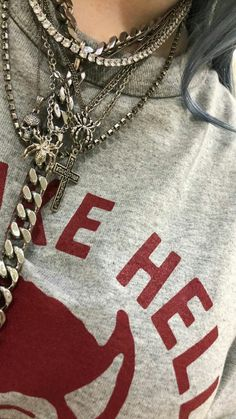 The spiders 😏 timberland outfits, billie eilish, gothic jewelry, aesthetic clothes, fashion Silver Jewelry Box, Gothic Jewelry, Cute Jewelry, Jewelry Accessories, Fashion Accessories, Luxury Jewelry, Silver Earrings, Style Outfits, Grunge Outfits