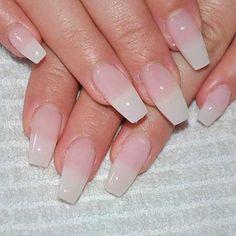 Nail Design Natural Look
