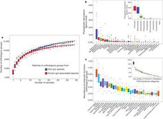Enterotypes of the human gut microbiome. Functional and phylogenetic profiles of human gut microbiome. | Nature.com